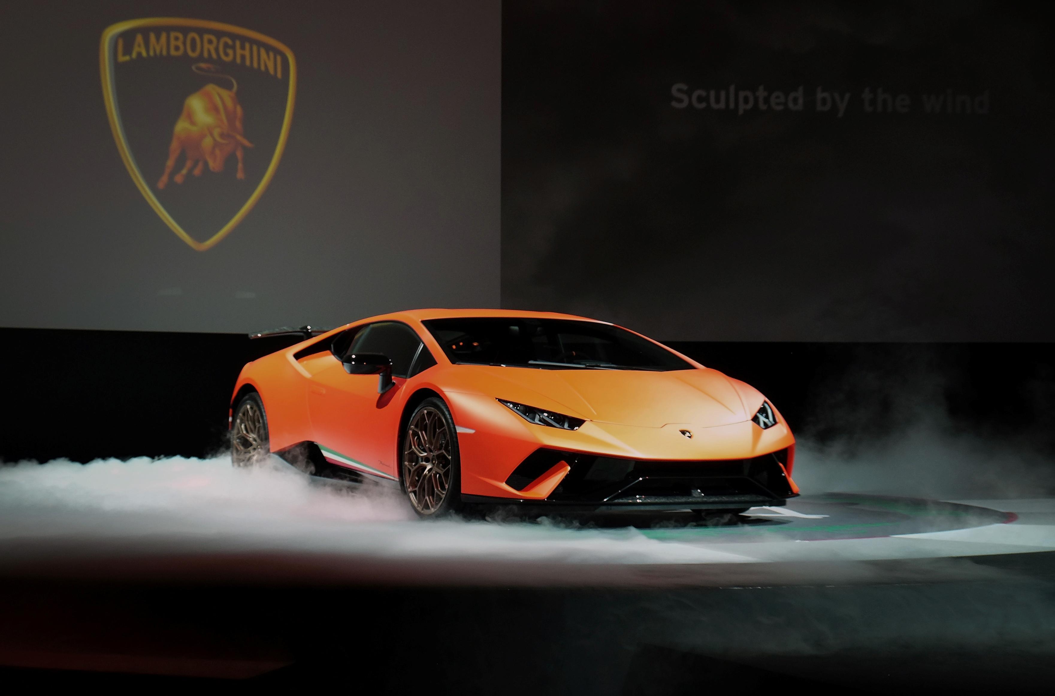 Lamborghini Huracán | Agence France-Presse