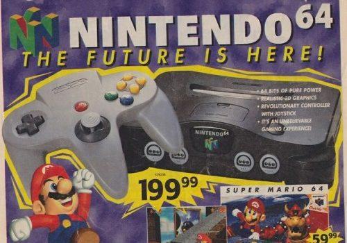 Toys R Us | Nintendo 64 Advert
