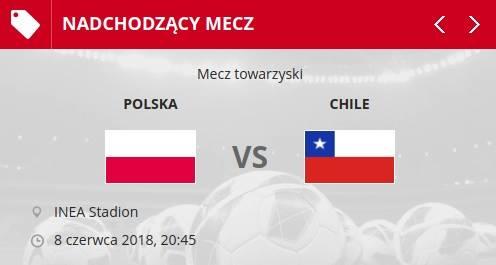 Captura a pzpn.pl | Sitio oficial de la Asociación Polaca de Fútbol