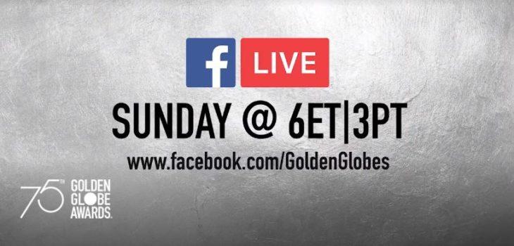 Golden Globes   Facebook