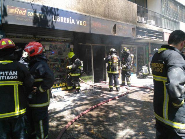bomberos-trabajando-en-incendio-de-providencia