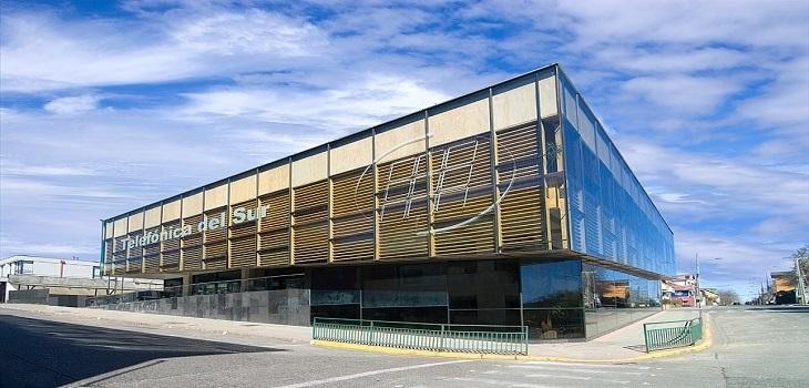 Edificio Corporativo en Valdivia Telefónica del Sur