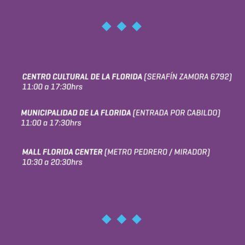 Twitter - Municipalidad de La Florida