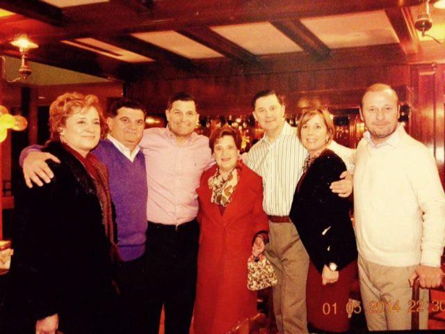 Familia Martínez Menanteau