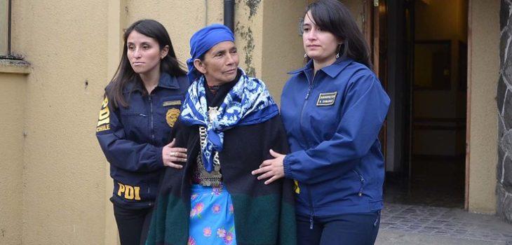 ARCHIVO | Francisca Linconao | Agencia UNO