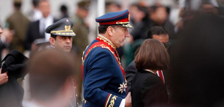 Juan Miguel Fuente-Alba, excomandante en Jefe del Ejército.