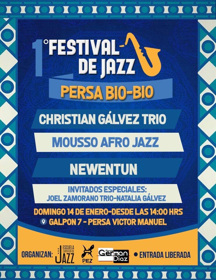 Primer Festival de Jazz Persa Bío-Bío