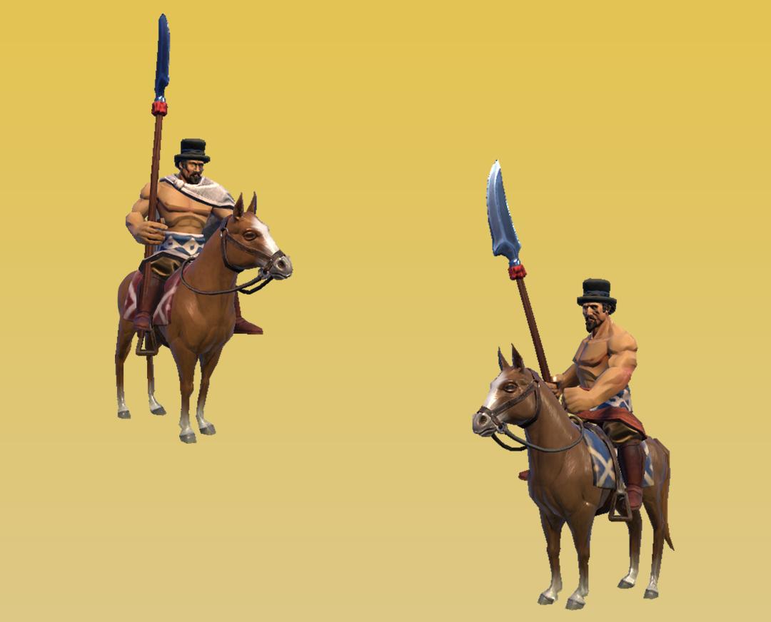 Lautaro y los mapuche llegarán en la próxima expansión de Civilization VI