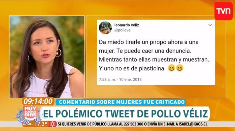 Matinales chilenos muestran opiniones divididas acerca del acoso sexual callejero