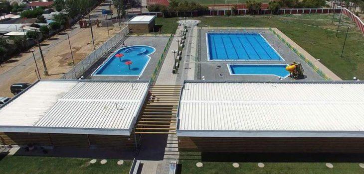 Inauguran nueva piscina municipal en san fernando precios for Piscina san fernando