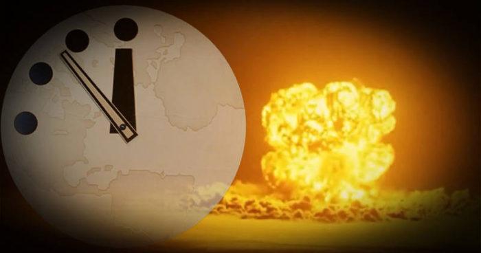 Reloj apocalíptico