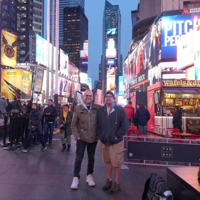 Robert y Richie | Max Leibowitz