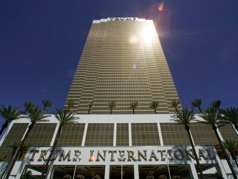 The Trump International Hotel & Tower en Las Vegas | Business Insider