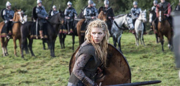 Lagertha en Vikingos | History Channel