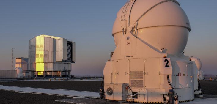 Observatorio  Paranal | Miguel Sánchez | Agence France-Presse