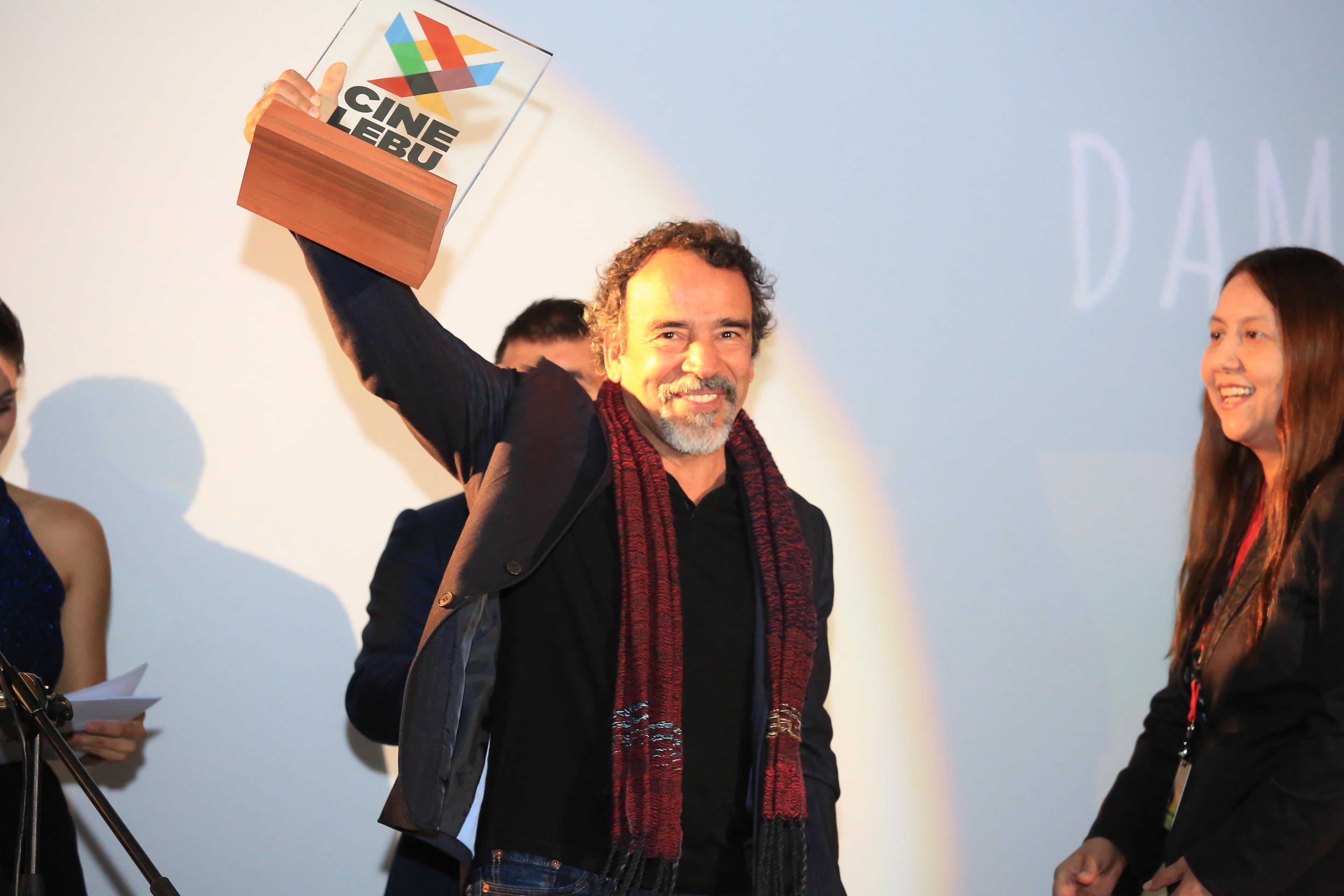 Damián Alcázar   CineLebu