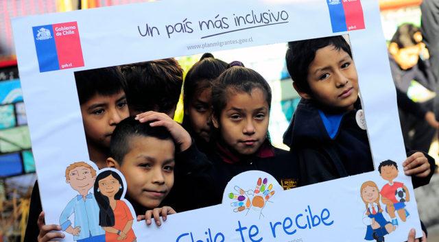 Junji baja el perfil a la creciente matrícula de niños migrantes ...