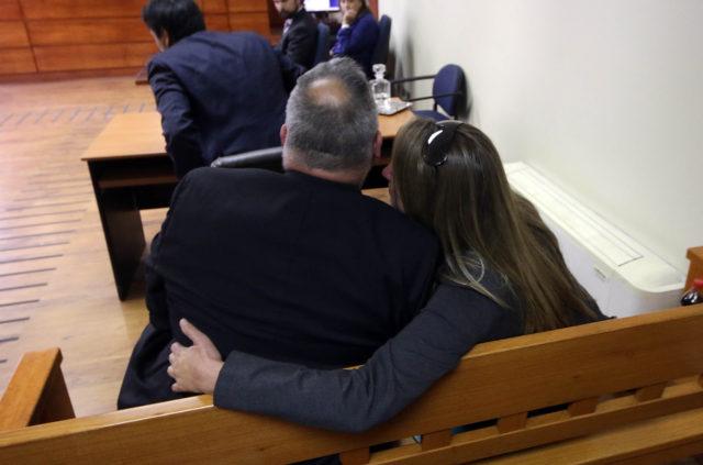 Sebastián Dávalos y Natalia Compagnon serán formalizados | Agencia UNO