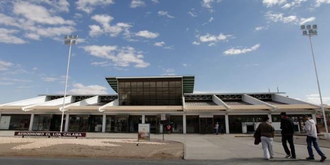 Aeropuerto El Loa | Agencia UNO