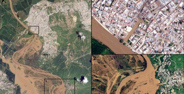 Deforestación Amazonas | PerúSat