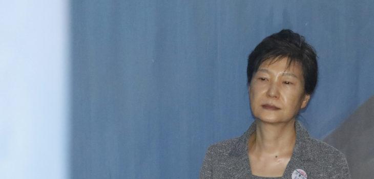 Kim Hong-Ji | Pool | Agence France-Presse