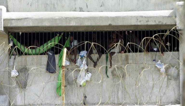 Cárcel de Haití   ARCHIVO   Agence France-Presse