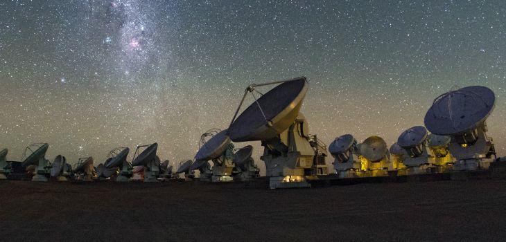 ARCHIVO | ALMA Observatory