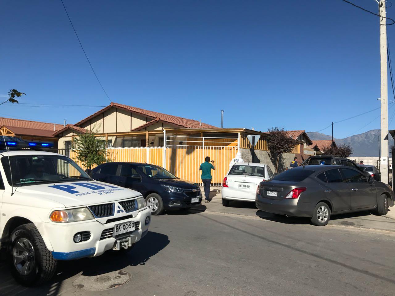 Domicilio de los detenidos | Luis Ruz RBB