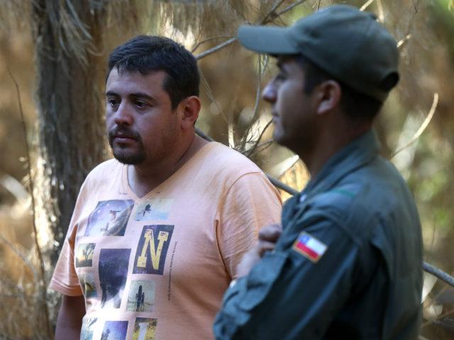Cristian, padre de Emmelyn. Cristóbal Escobar | Agencia UNO