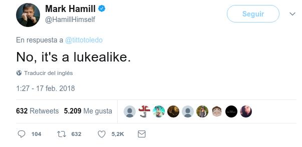 Mark Hamill | Twitter