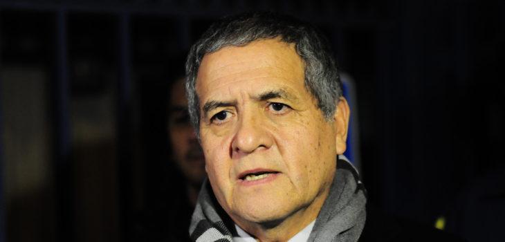 Mario Carroza, ministro de la Corte Suprema.