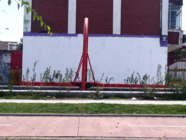 Así luce el mural este viernes | Carlos Avendaño (RBB)