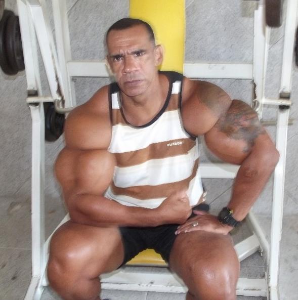 Tony 'Hulk' Geraldo | Instagram