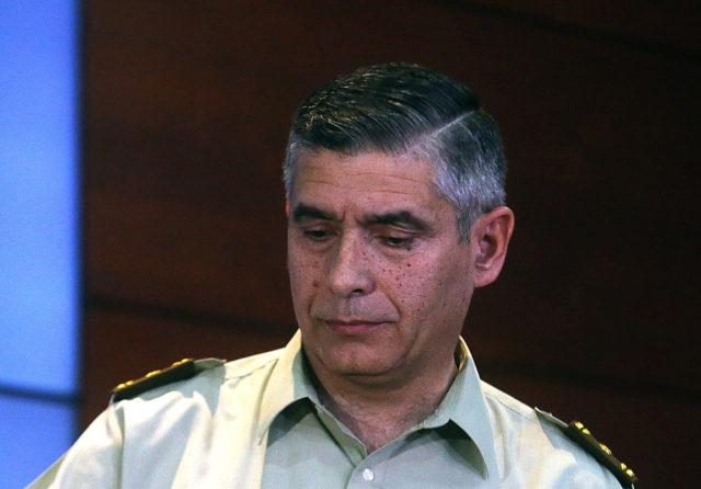 General Blu. Cristóbal Escobar | Agencia UNO