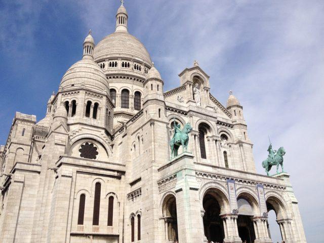 Basilica Sacré-cœur | Max Pixel