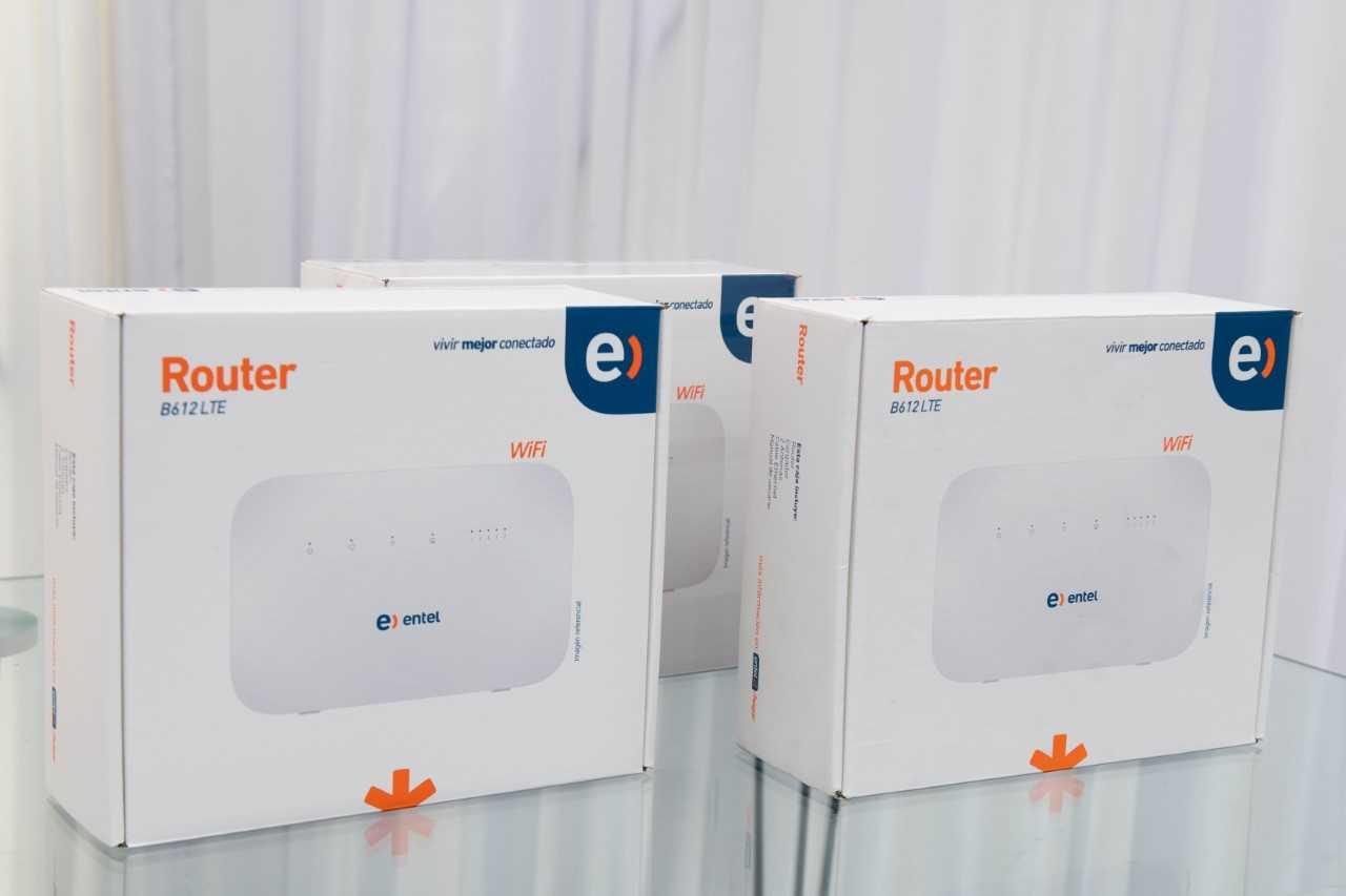 Router   Entel