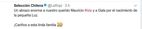 Selección Chilena | Twitter