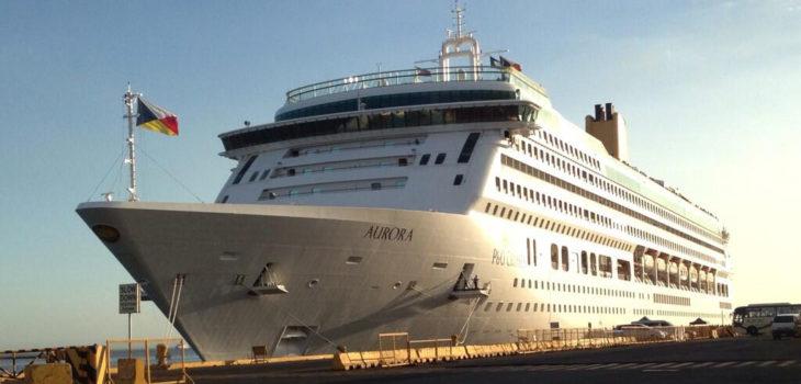 CONTEXTO | Crucero Aurora | Coquimbo Turismo