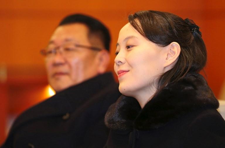 Kim Yo-jong | Agence France-Presse