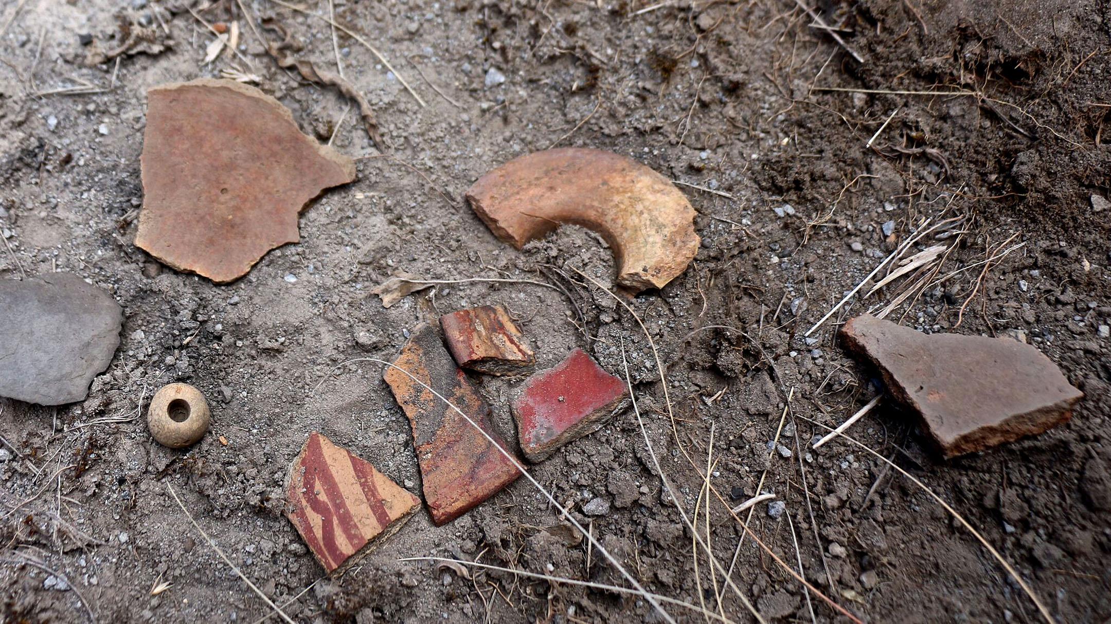 Localizan sitio arqueológico en Pico de Orizaba