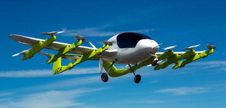 Taxis voladores sin conductor serán puestos a prueba en Nueva Zelanda