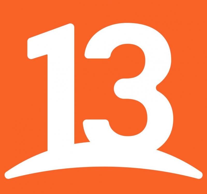 Logo nuevo Canal 13