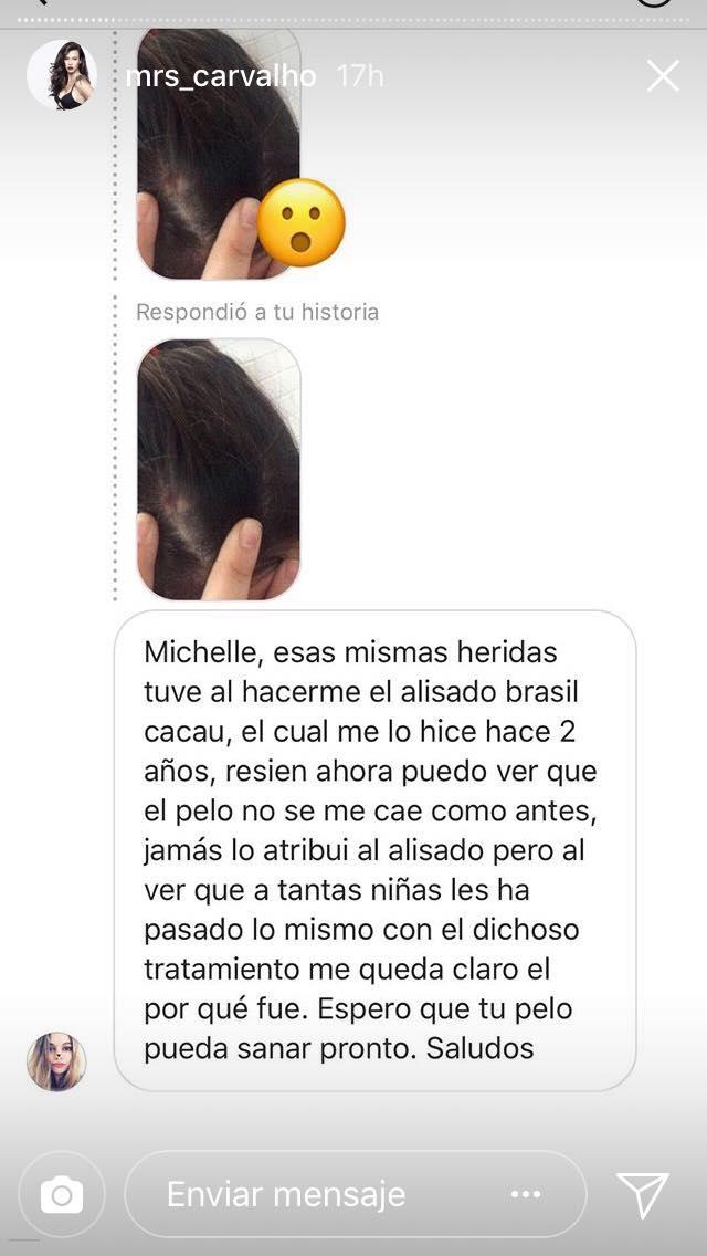 Michelle Carvalho | Instagram