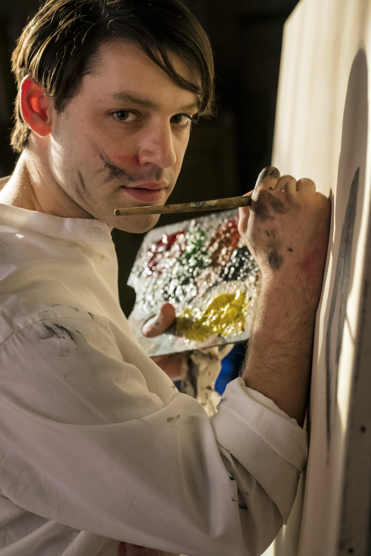Alex Rich como Picasso joven | Nat Geo