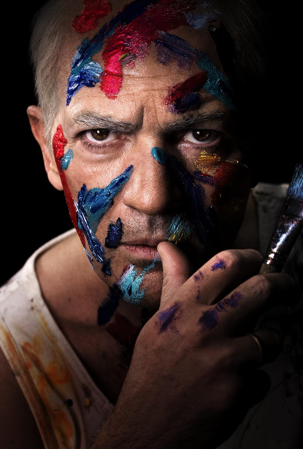 Antonio Banderas como Pablo Picasso | NatGeo