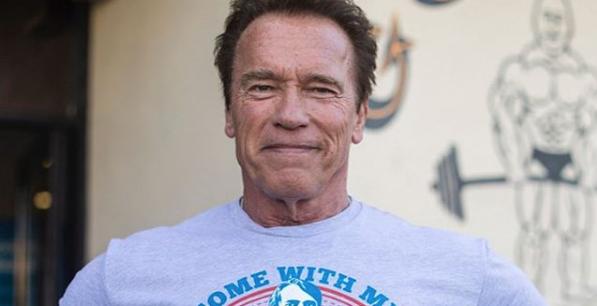 Arnold Schwarzenegger | Instagram
