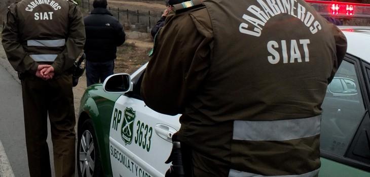 Investigan violento robo en parcela de Calera de Tango: maniataron a dueño de casa