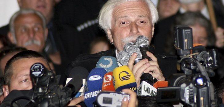 Badri Patarkatsishvili | ARCHIVO | Agence France-Presse