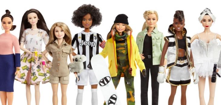 Barbie Sheroes 2018