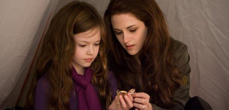 Renesmee y Bella | Crepúsculo